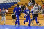 Varsity Wrestling District Semi-Final vs Lake Fenton 2021-03-17 Photo Gallery