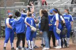 Varsity Softball beats Flushing 18-13 in game 2 on 2021-04-12 Photo Gallery