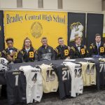 Eight Bears Sign on National Signing Day