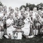 Girls Soccer Puts Up School Record 21-1 Season