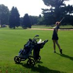Mona Shores High School Girls Varsity Golf finishes 10th place
