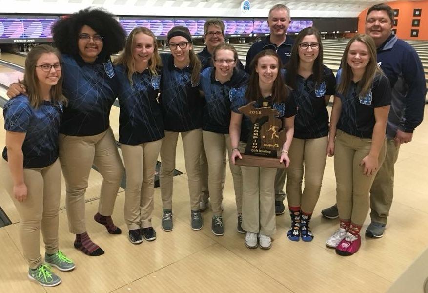 Girls Bowling Wins Regional