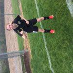 Dansville High School Girls Varsity Soccer ties Laingsburg High School 4-4