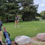 Dansville High School Boys Varsity Golf finishes 7th place