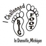 Boosters Presents: The Memorial Day Big Foot Challenge