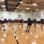 Dansville Volleyball Represents at Tabi Tournament