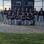 Aggies Boys Varsity Baseball Wins Division 4 District Championship