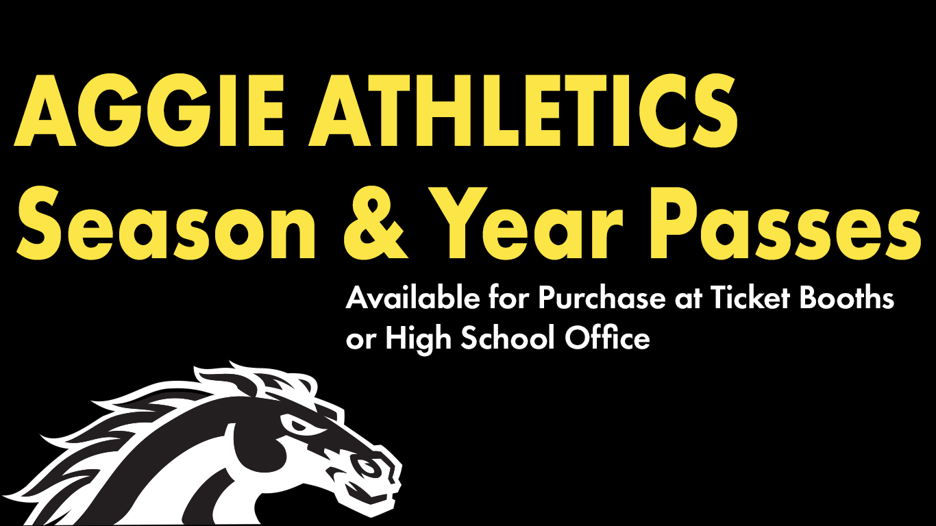 Aggie Athletics Season & Year Passes Now Available