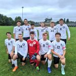 Boys Varsity Soccer beats Flint Powers Catholic 1 – 0