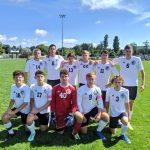 Boys Varsity Soccer beats Leland 1 – 0