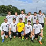Boys Varsity Soccer falls to Williamston 1 – 0
