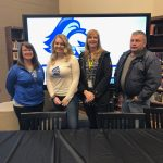 Lindsay Signs to Play Volleyball at Great Lakes Christian College