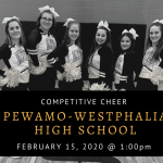Competitive Cheer to Compete at PW!