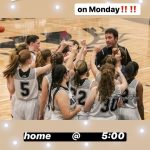 Aggies Take on Wolfpack for MHSAA Girls Basketball at Home on 3/2