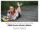 Aggie CMAC Senior Scholar-Athlete: Silvia Grice