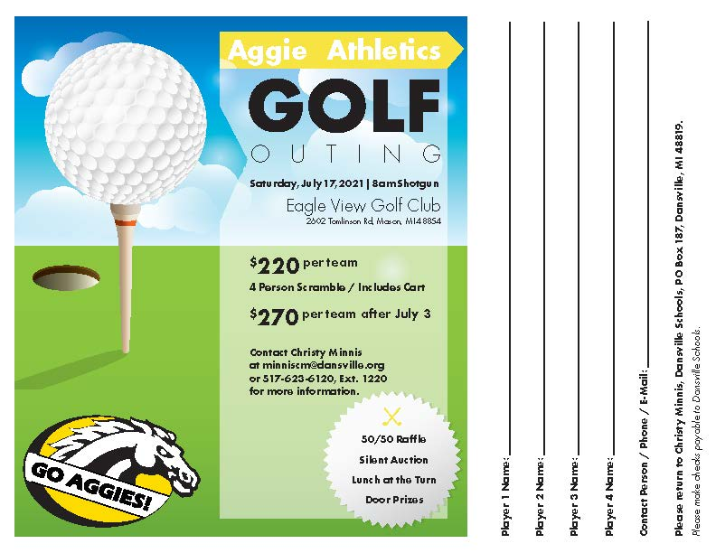 Aggie Athletics to Host Golf Outing