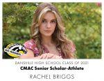Aggie CMAC Senior Scholar-Athlete: Rachel Briggs