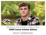 Aggie CMAC Senior Scholar-Athlete: Riley Hawkins