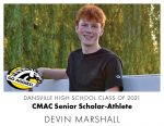 Aggie CMAC Senior Scholar-Athlete: Devin Marshall