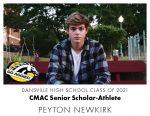 Aggie CMAC Senior Scholar-Athlete: Peyton Newkirk