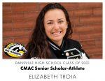 Aggie CMAC Senior Scholar-Athlete: Elizabeth Troia