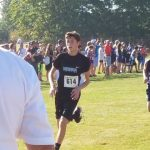 Cross Country Runs Cloverleaf Invitational