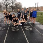 Middle School Track 4/15/16