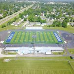 Doug Adams Stadium Track Project Nears Completion