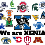Xenia Athletes Garner Significant Attention From Colleges And Universities Over The Year!