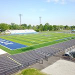 New track & field facility set to be unveiled at Doug Adams Stadium July 12th at Neighborhood Night Out