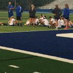 Girls Soccer Dominates Stebbins at Home 9-1