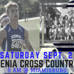 HS And MS Cross Country Teams Set To Compete At Miamisburg Invitational
