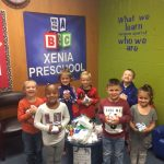 Xenia's New Sock Drive To Help Houston Seeing Great Results!