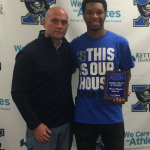 Hasan Akinyele Is The Mike Reed Edward Jones Athlete Of The Month