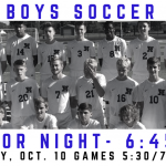 Boys Soccer Looks To Clinch GWOC South Title Outright Tuesday Night At Home vs. Fairborn