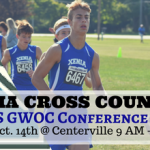 HS And MS Cross Country Teams Set For GWOC Meet
