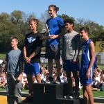 Boys Cross Country Wins GWOC South Championship