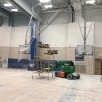 Xenia High School Gym Getting A Much Needed Face Lift