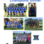 "Xenia Athletic Dept. To Honor Teams With Annual ""Champions Dinner"""