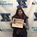 Amara Shepherd Named Xenia High Schools Wendys Heisman Winner