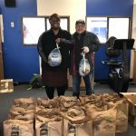Napper and Jones Family Give Back During The Holiday Season!
