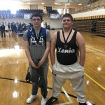 WMS Wrestlers Place at GWOC!