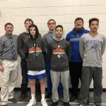 Wrestling Qualifies 4 To Districts