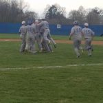 Cardiac Kids; Baseball Rallies For Extra Innings Win Over Wilmington