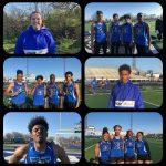 Xenia Track Team Competes At Greene County Invitational