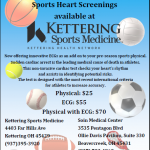 Sports Physicals Offered By Kettering Sports Medicine