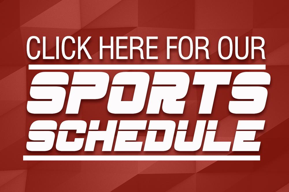 2021 Spring Sports Schedule