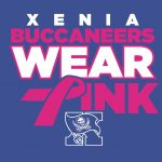 Get Your Xenia Buccaneers Cancer Awareness Shirts Here