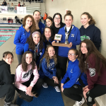 Girls Swimming Captures 3rd Straight American South Title