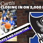Samari Curtis Closing In On 2000 Career Points